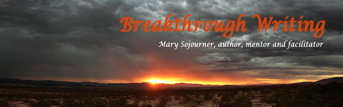 Breakthrough Writing with Mary Sojourner